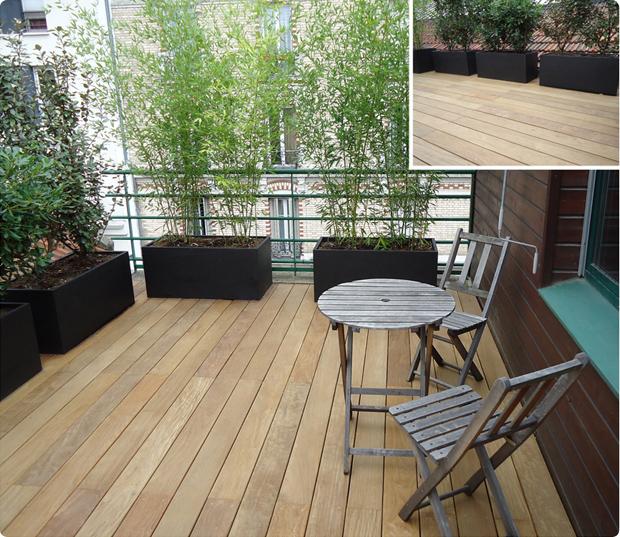 terrasse bois exotique suresnes ipe