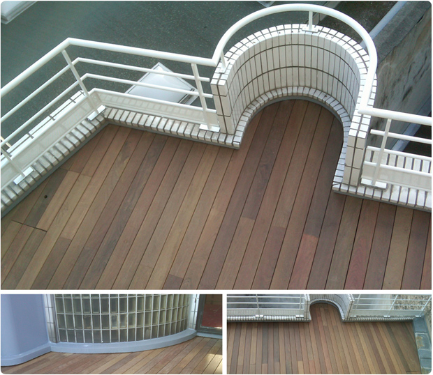 terrasse bois exotique ipe paris