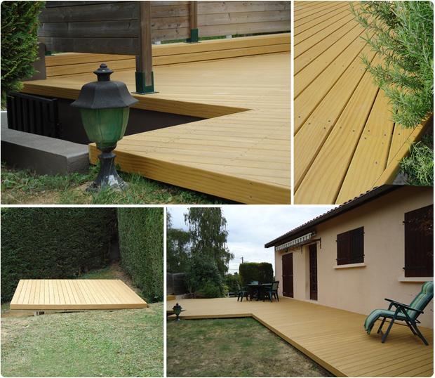 terrasse bois pin sans noeud 78 yvelines st nom la breteche