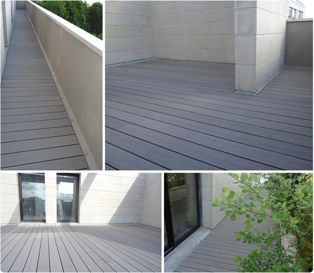 terrasse bois composite ville d'avray 92 timbertech