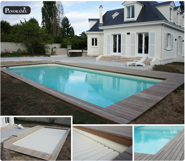 plage de piscine en bois exotique ip le vesinet. Black Bedroom Furniture Sets. Home Design Ideas