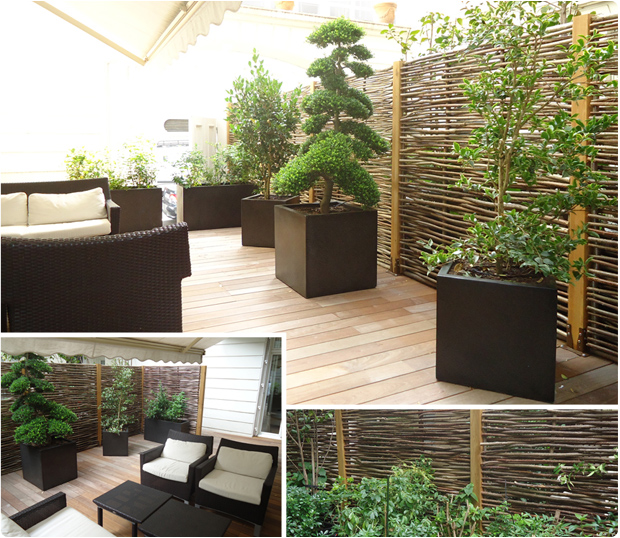 terrasse en bois exotique ip versailles. Black Bedroom Furniture Sets. Home Design Ideas