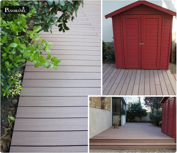 terrasse bois composite meudon 92 timbertech
