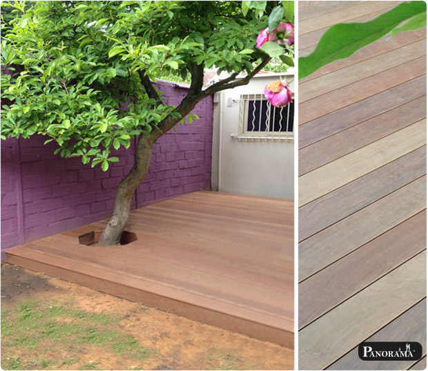 terrasse bois exotique versailles ipe yvelines
