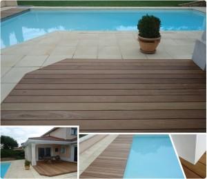 plage piscine terrasse bois exotique ipe creteil 94