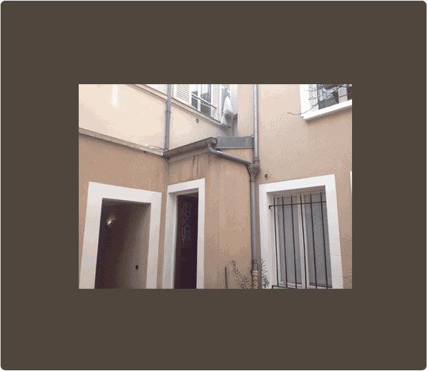 Terrasse en bois sur pilotis (Ipé) – Mesnil le Roi – 78600