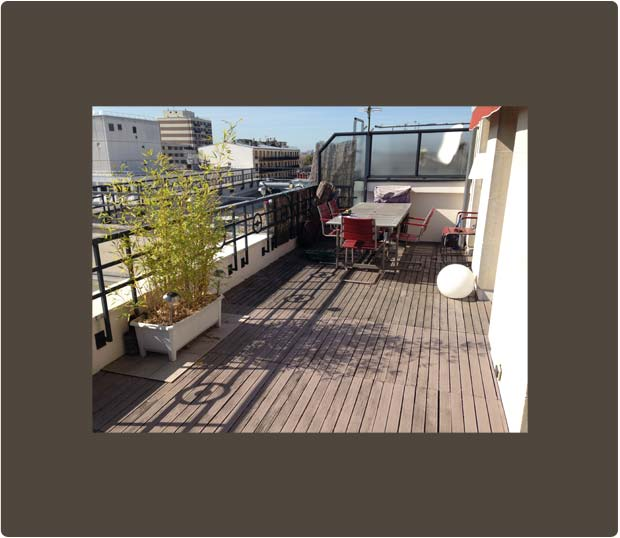 terrasse en gr s c rame et bois exotique vincennes 94300terrasse en gr s c rame et bois. Black Bedroom Furniture Sets. Home Design Ideas