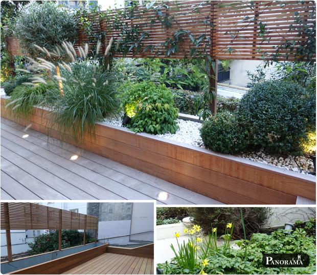 terrasse bois exotique bac sur mesure brisevue en ipé paris 9 panorama