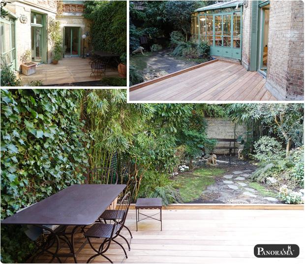 terrasse bois exotique paris 16 mozart paris qualité lames bombées