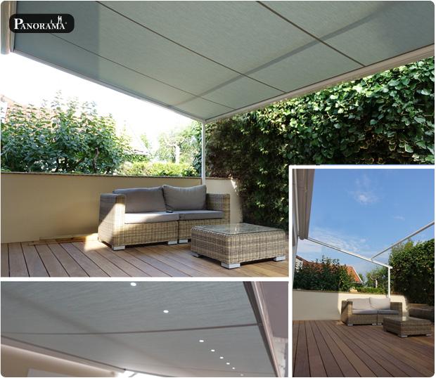 terrasse en bois exotique cumaru store de pergola store banne luxe panorama terrasse le perreux 94