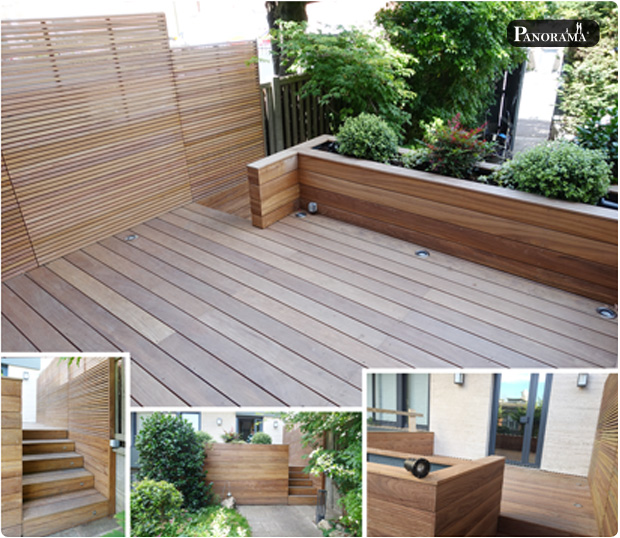 terrasse en bois exotique ip paris trocad ro 75016terrasse en bois exotique archives. Black Bedroom Furniture Sets. Home Design Ideas